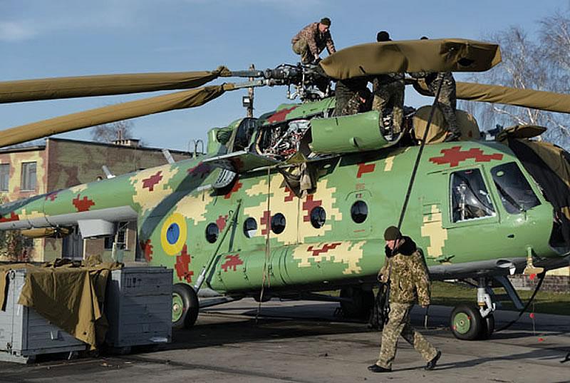 Модернизированные вертолеты могут без проблем перелететь всю Украину