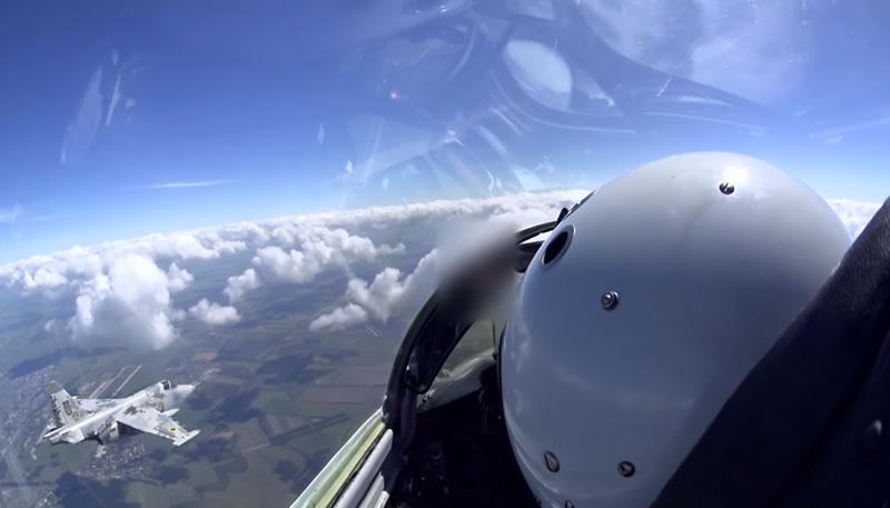 МиГ-29 полеты звеном и на ПМВ