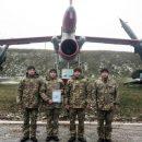 Расчет из Ахтырки признан лучшим среди подразделений Воздушных сил