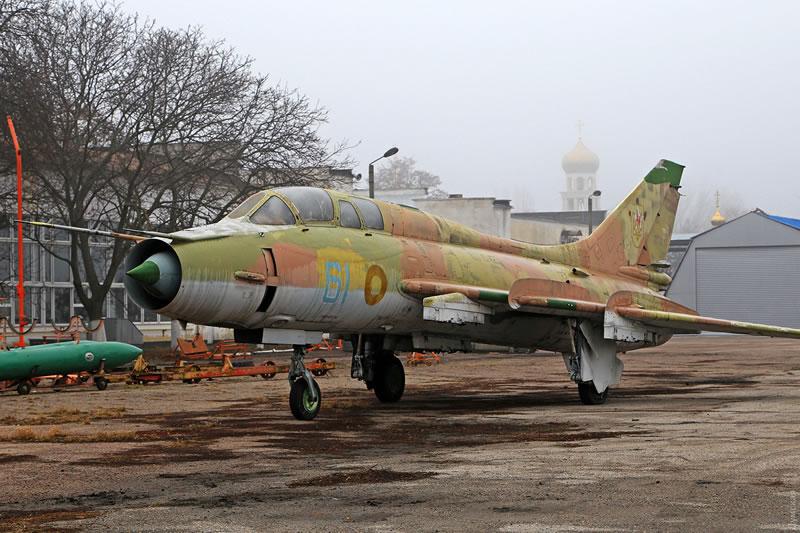Одесский авиазавод пополнил экспозиции украинских авиационных музеев