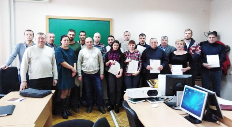 Орнитологи аэропортов Украины и Грузии повысили квалификацию в НАУ