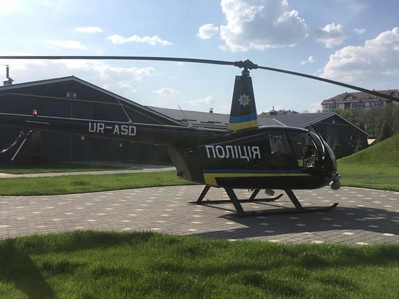 В Нацполиции рассказали о создании авиационного подразделения