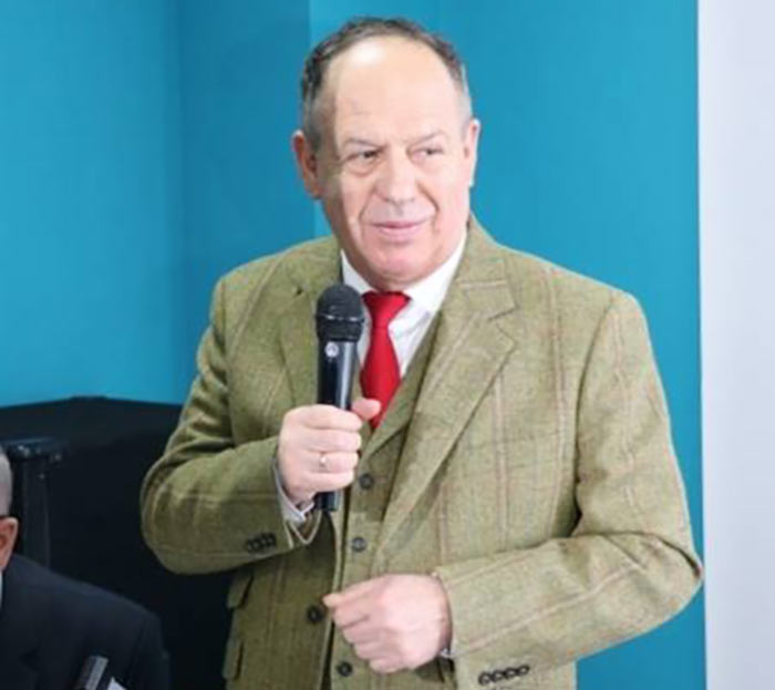 Виктор Попов избран президентом Ассоциации