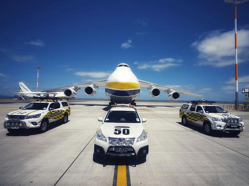 «Авиалинии Антонова» перевезли оборудование Тейлор Свифт через океан