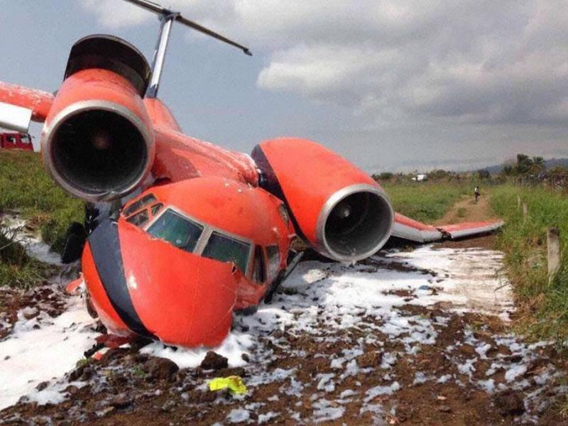 Завершено расследование происшествия с Ан-74ТК-100 на Сан-Томе