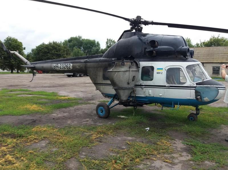 Результаты расследования происшествия с Ми-2 13.07.18