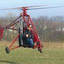 Как винничанин создал самодельный вертолет