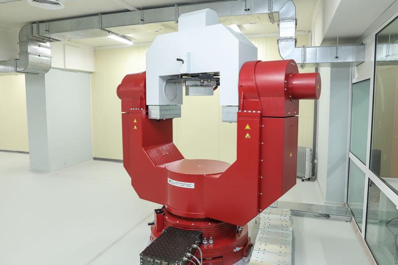 В КБ «Южное» открыли новый многофукциональный испытательный центр