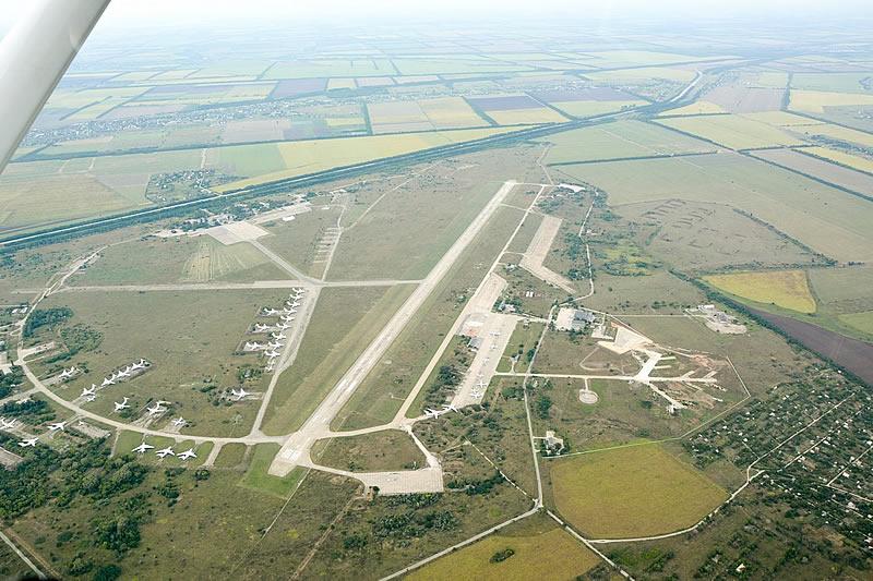 Аэропорт «Запорожье» планирует вторую полосу
