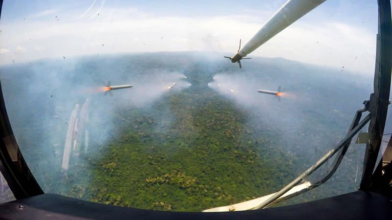 Украинские вертолетчики в Конго приняли участие в операции под условным названием «Скорпион»