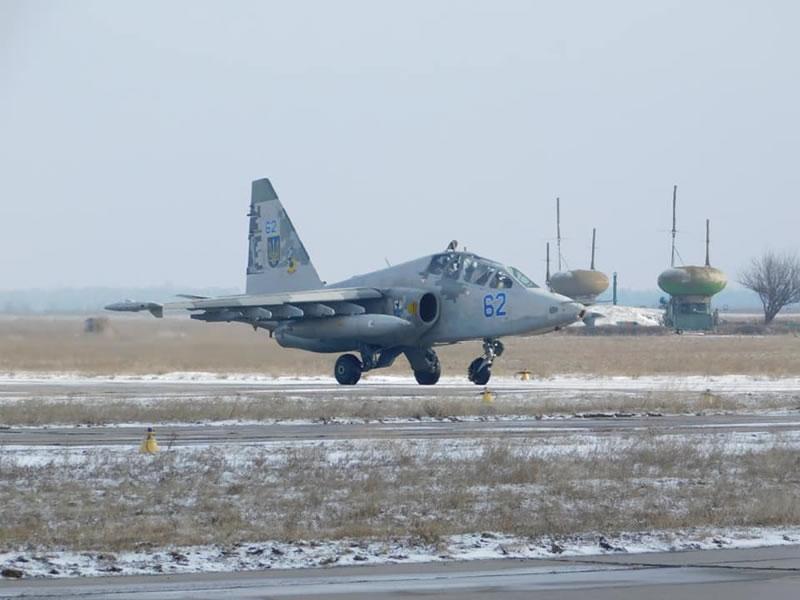 В 299 бригаде состоялись командирские полеты