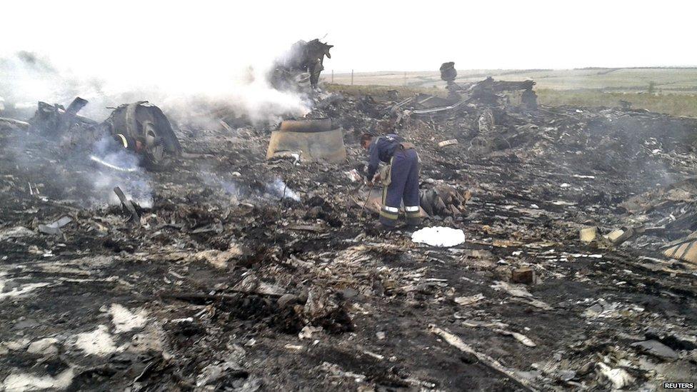 Нидерланды возьмут на себя большую часть финансовых расходов по делу MH17
