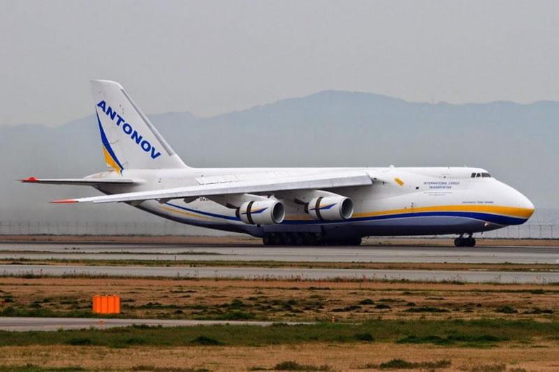 Украина вплотную подошла к созданию самолетов Ан-124 «Руслан» без комплектующих …