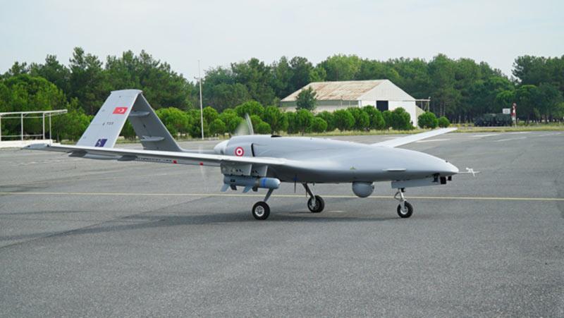 Подписано соглашение о закупке ударных турецких дронов