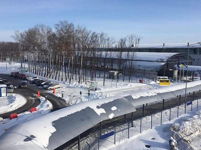 В аэропорту Борисполь определились, где именно будет построена новая автостанция
