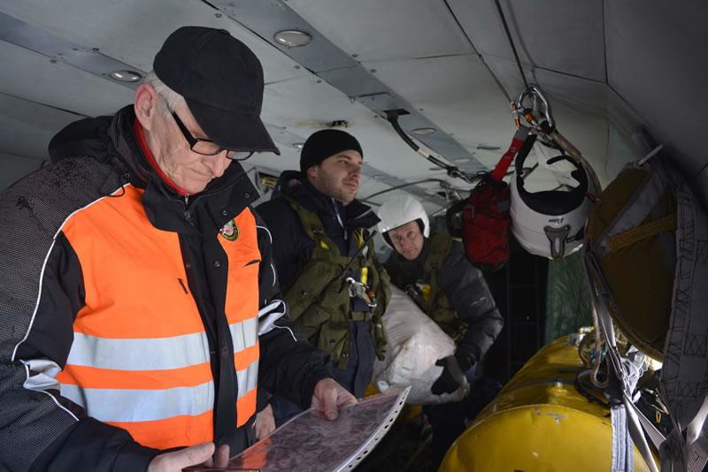 К поискам пропавшего туриста привлекали Ми-8 ГСЧС