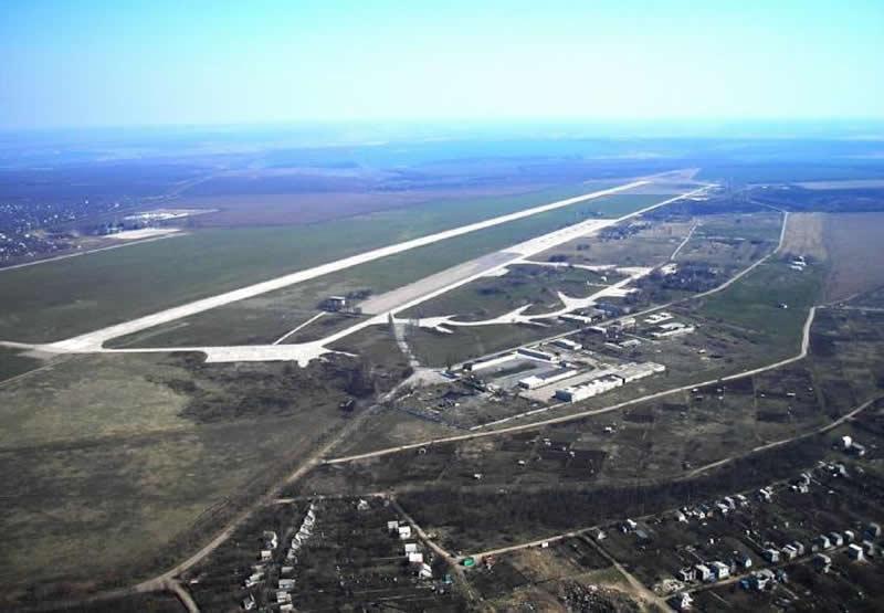 Аэропорт Краматорск хотят реконструировать