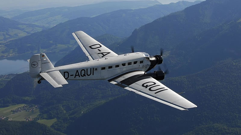 Lufthansa прекращает эксплуатацию Junkers Ju 52