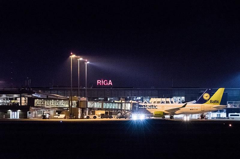 И.Лице: У aэропортa «Рига» этап наиболее стремительного развития в истории компании