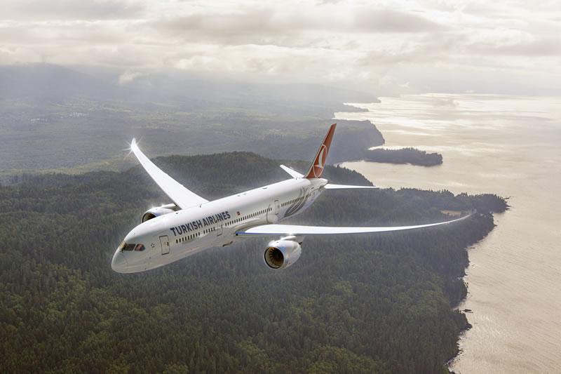 Авиакомпания Turkish Airlines объявила об открытии прямого рейса Бодрум – Киев