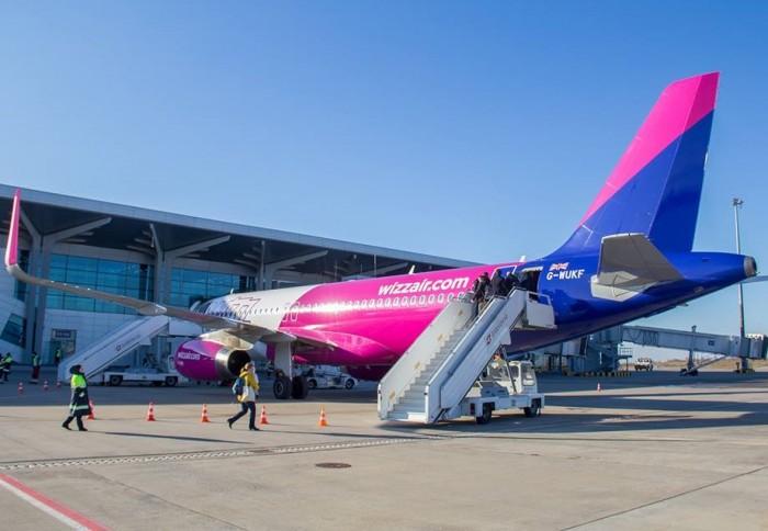 Wizz Air закрывает рейс Харьков-Лондон