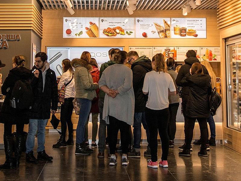 В аэропорту «Борисполь» открылось новое WOG CAFE