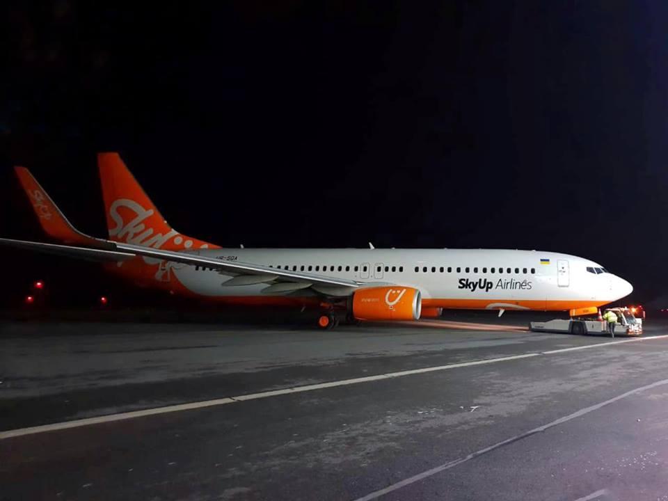 В SkyUp Airlines готовятся к летнему сезону