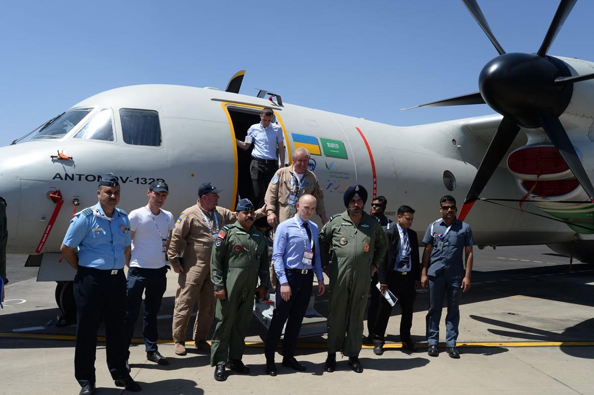 Третий день авиасалона Aero India — 2019