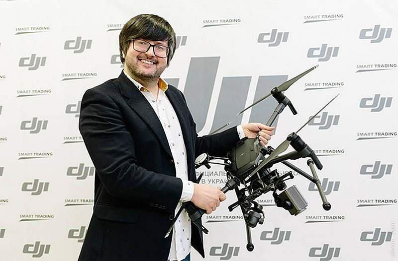 В Украине начали продавать новые сельскохозяйственные дроны