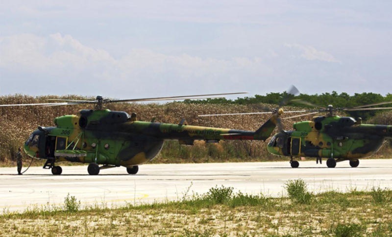 Израильская ELBIT SYSTEMS LTD намерена участвовать в модернизации украинских вертолетов