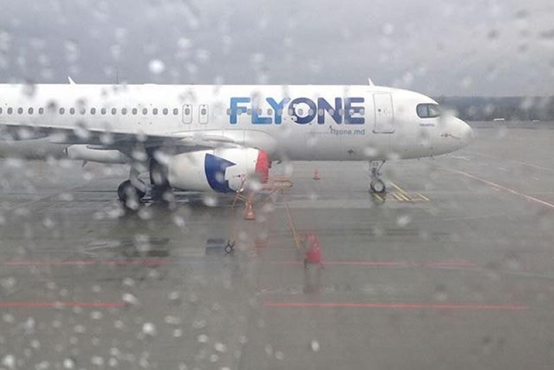 Из-за туманов в Кишинёве самолёт из Москвы сделал посадку в Одессе