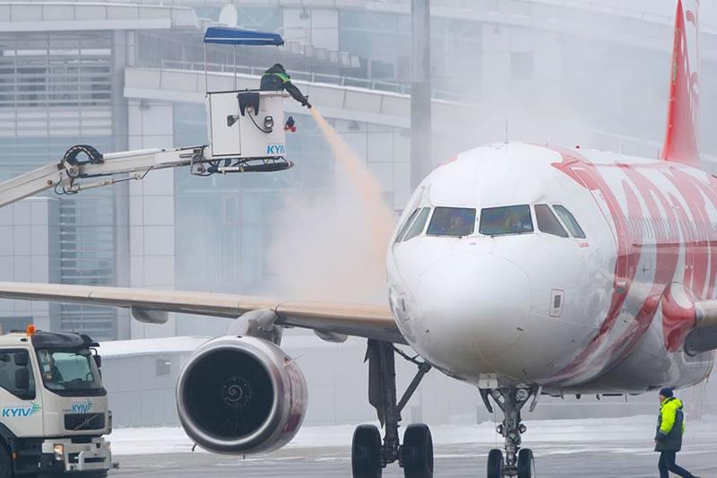 IATA провела аудит «Жулян»