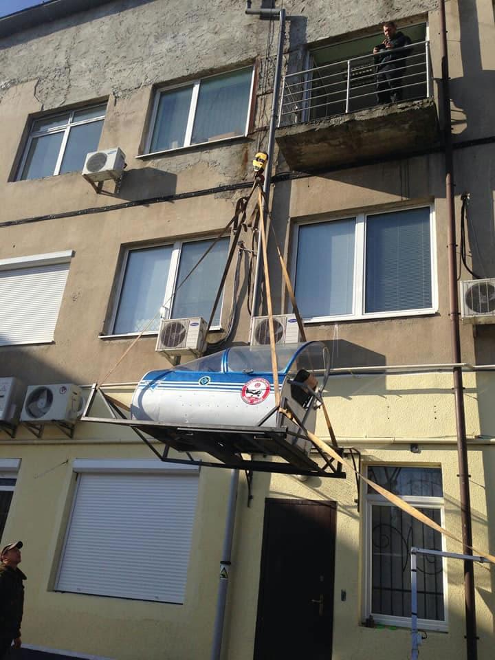 В Западноукраинской школе авиации появился авиатренажер