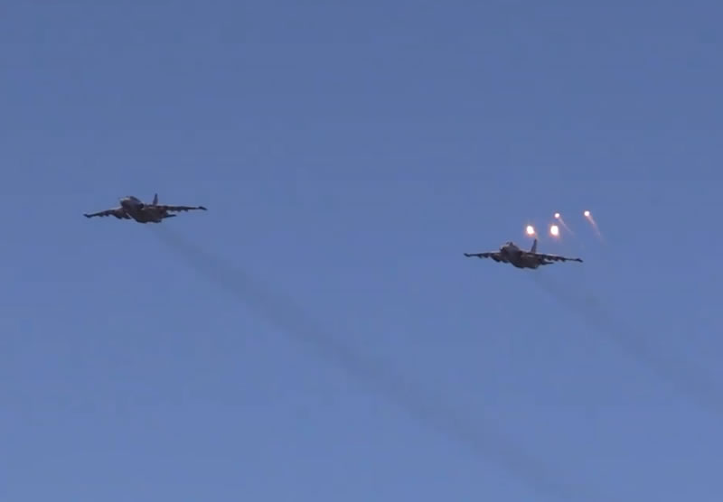 ОБСЕ увидело под Донецком украинскую авиацию