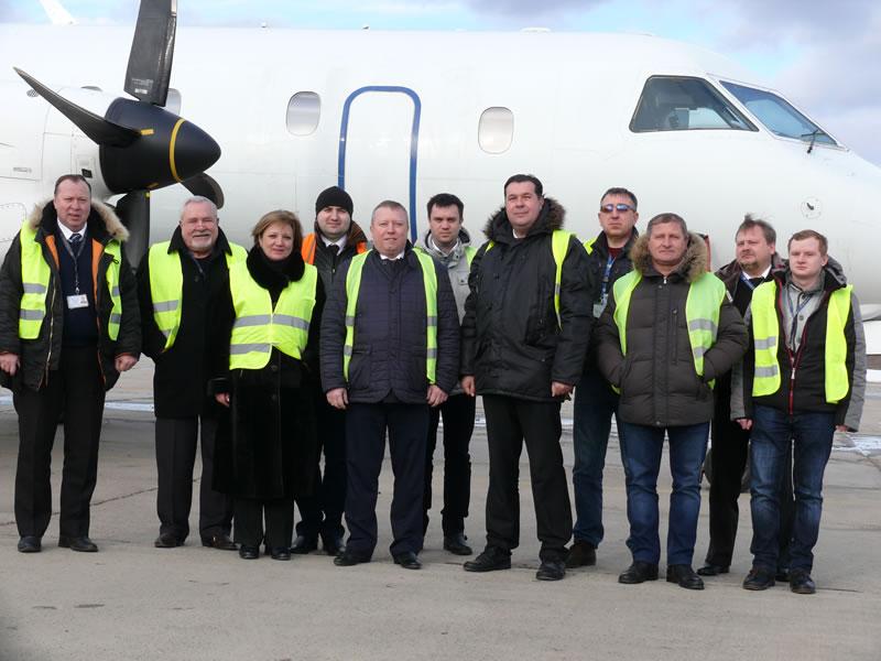 Представители авиакомпании «Урга» прошли курсы в Институте ИКАО