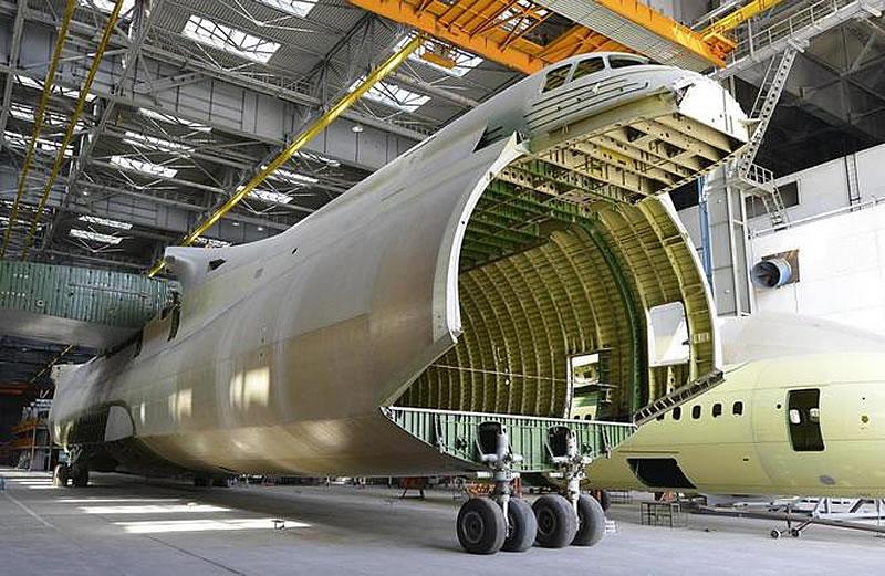 Реалии  авиастроительной отрасли  Украины