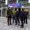 Владимир Омелян проинспектировал аэропорт Полтава