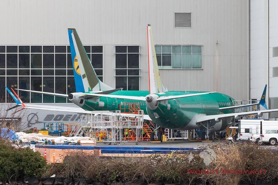 Украина временно запретила Boeing 737 MAX