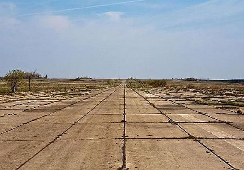 В Геническом районе собираются строить аэродром