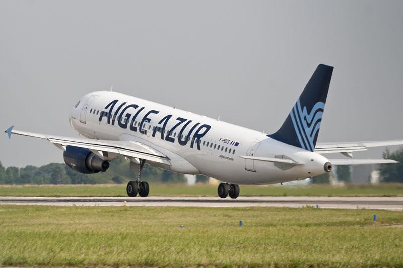 Французская авиакомпания Aigle Azur откроет прямой рейс Париж-Киев с 18 апреля