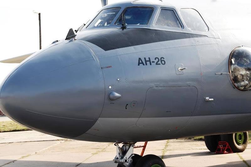 Курсанты будут учится на капитально отремонтированном Ан-26Ш