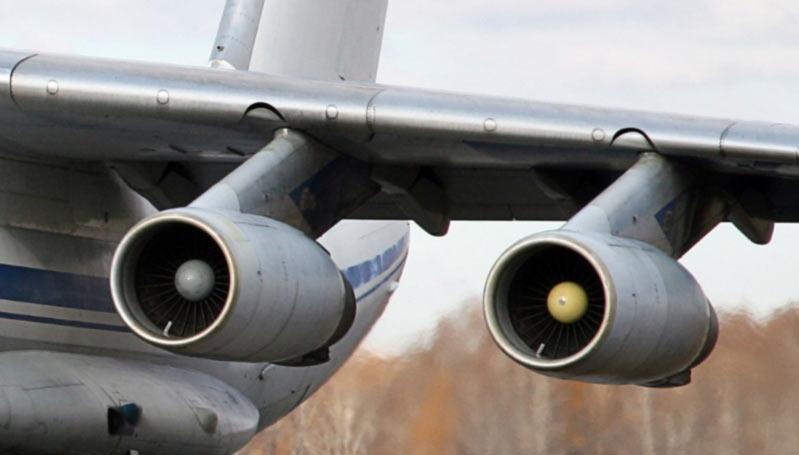 Воздушные Силы отремонтируют двигателей Ил-76 на 60 млн