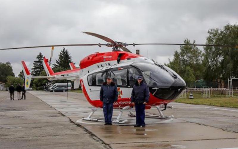 Чечеткин: наши спасатели одними из первых в мире будут использовать передовые вертолеты