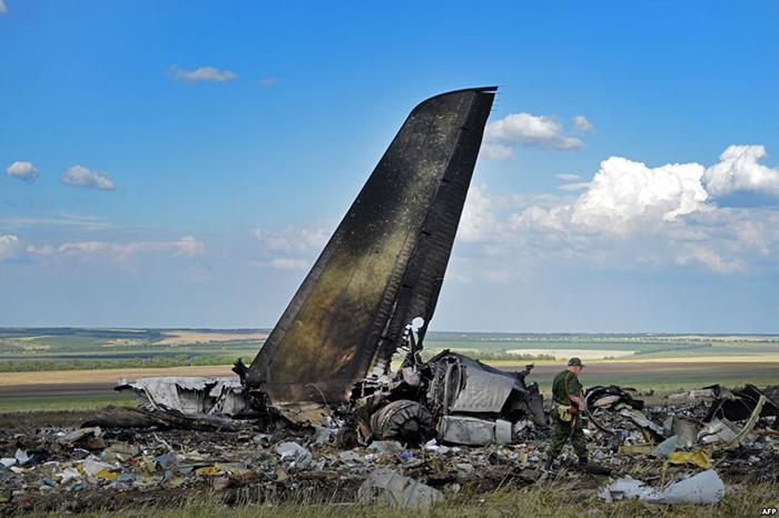Суд признал гибель мелитопольского летчика следствием агрессии России