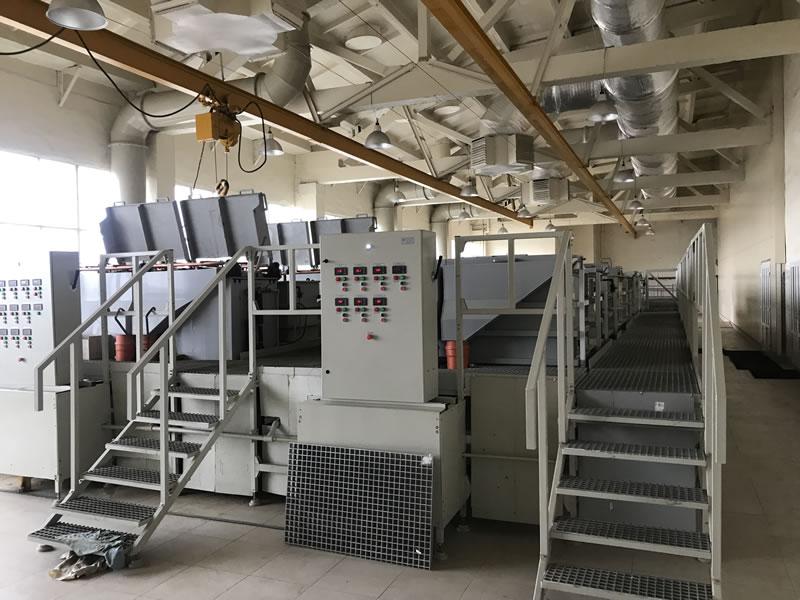 Львовский авиаремонтный завод обновляет производственные мощности