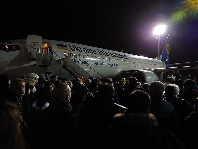 Рост авиационного пассажиропотока продолжается