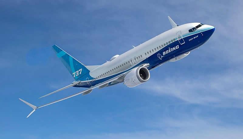 Украина вводит временный запрет на полеты Boeing 737 MAX