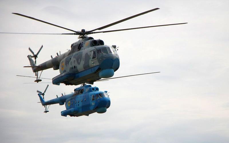 «Авиакон» отремонтирует Ми-14МЧ морской авиации