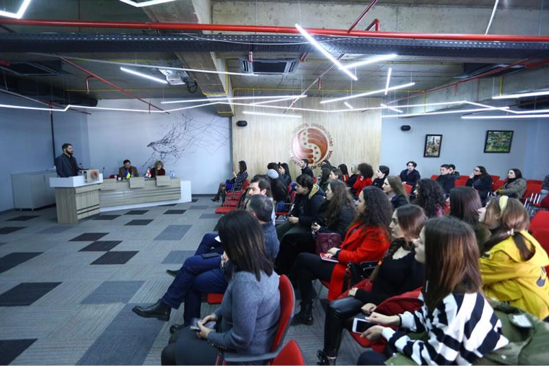НАУ подписал меморандумы о сотрудничестве с грузинскими университетами