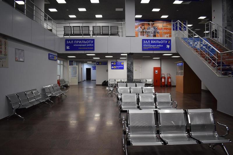 С мая Николаевский международный аэропорт запускает прямой рейс Николаев-Киев-Николаев